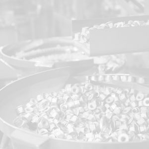 Ramco custom engineered nuts during the manufacturing process